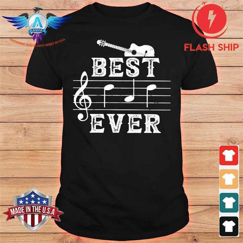 Best Ever Guitar Shirt