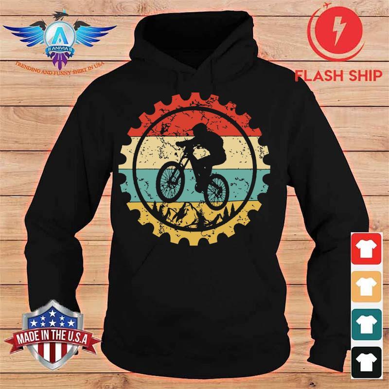 Biker Pinion Vintage Shirt hoodie